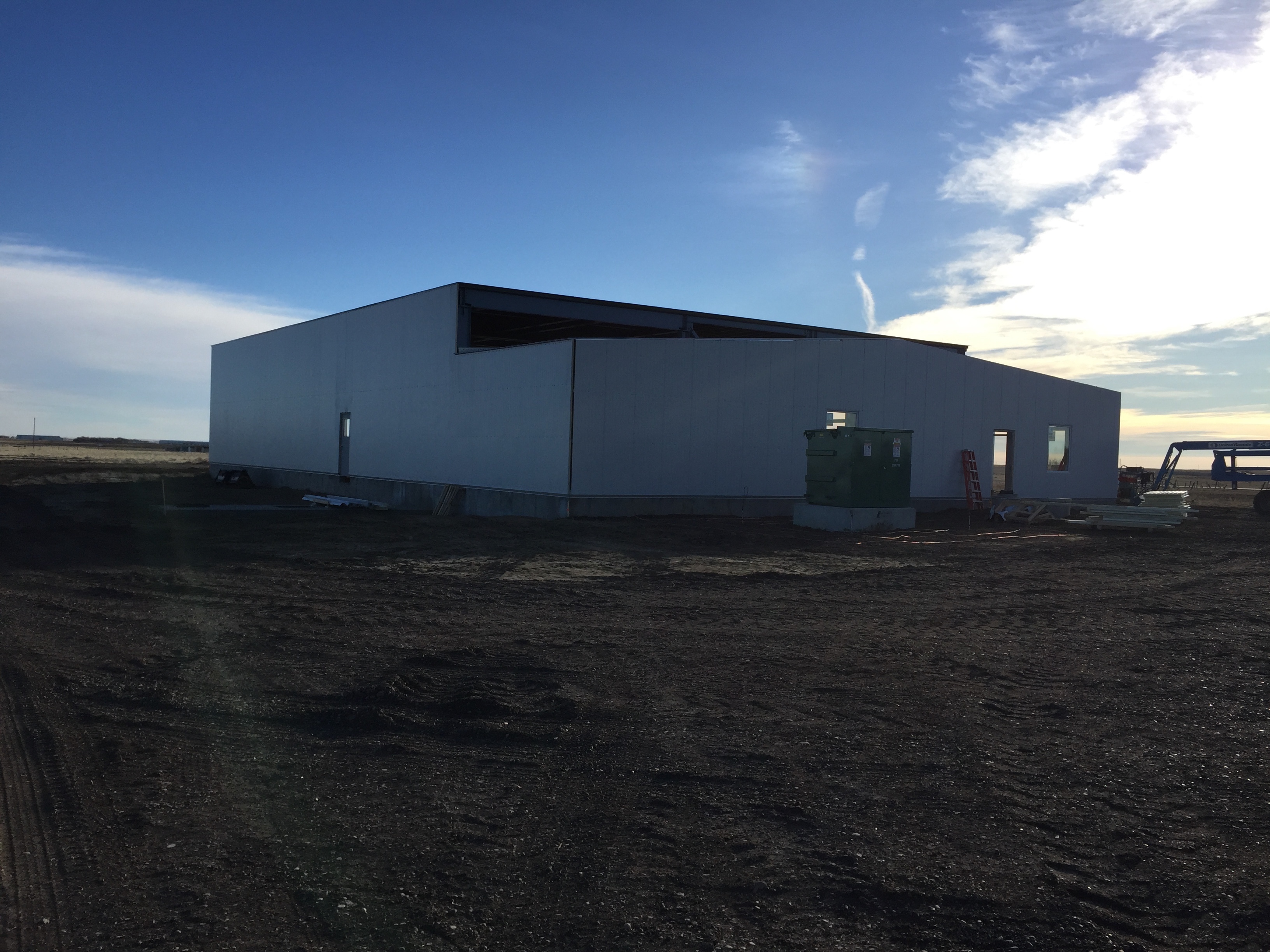 Taber Builds New Seed Processing Plant In Grassy Lake, AB